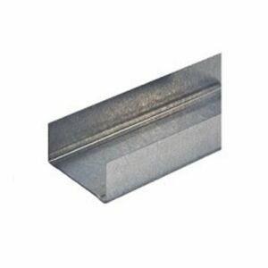 Metal stud U profiel N 75mm 400cm