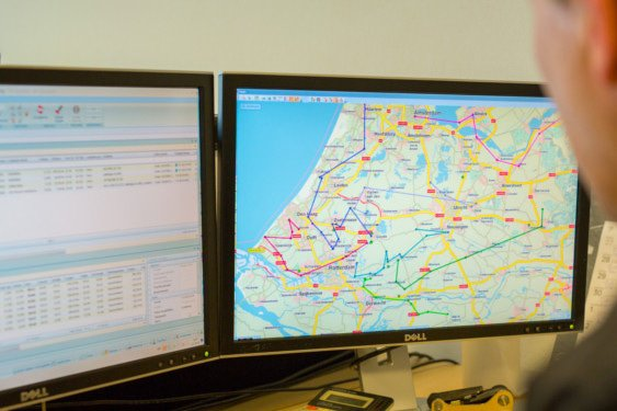 BouwProfi planning en transport